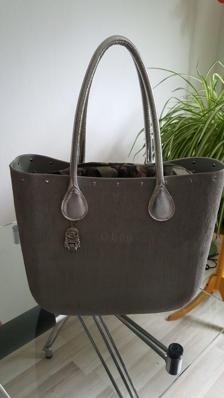 Meine Lieblings O Bag mit Minion Anhänger