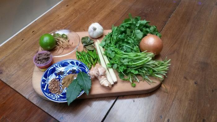 Pasta de curry verde | Alambique - tienda online de utensilios y menaje para la cocina con escuela de cocina