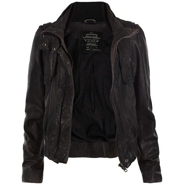 Kenneth Cole Reaction Womens Leather Jacket