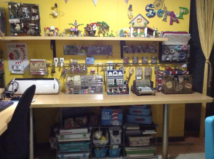 craftroom,scraproom,officehome