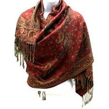 A warm stylish wrap is Practical and Pretty