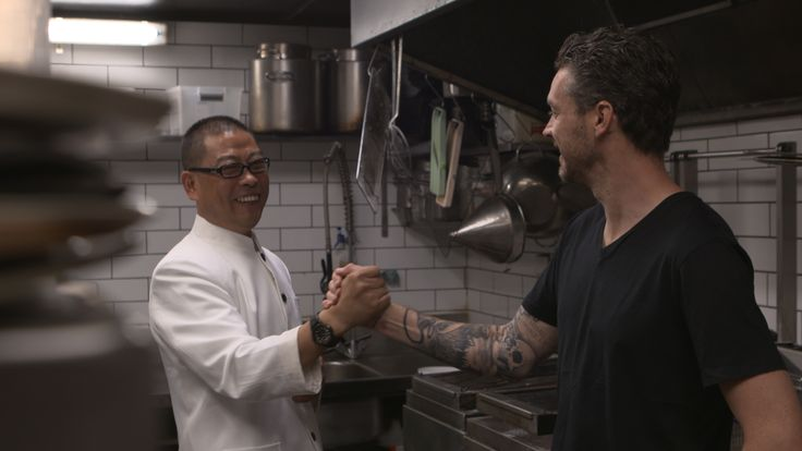 "South Australian food, our gorgeous food & wine producing regions & chef Jock Zonfrillo get a new 90 mill strong audience when the new series ""Chef Exchange"" airs in China this week!"
