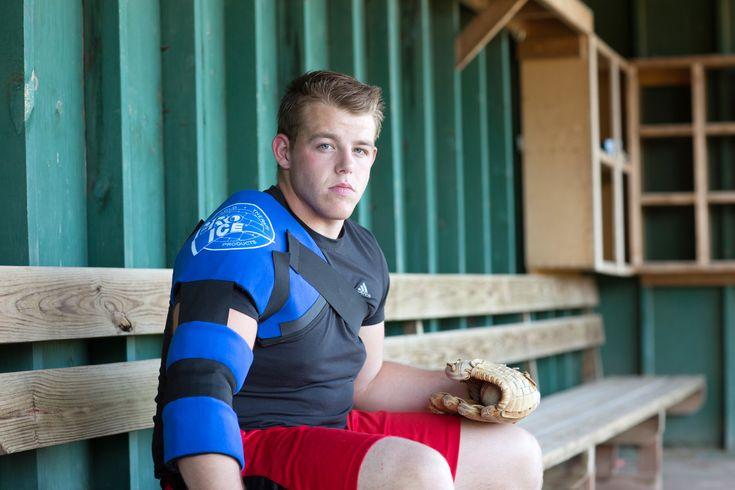 Be Ready For Baseball Season ***Pitchers Shoulder Ice Packs*** - Pro Ice Wraps