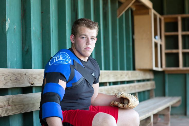 Be Ready For Baseball Season ***Pitchers Shoulder Ice Packs*** - Pro Ice Wraps