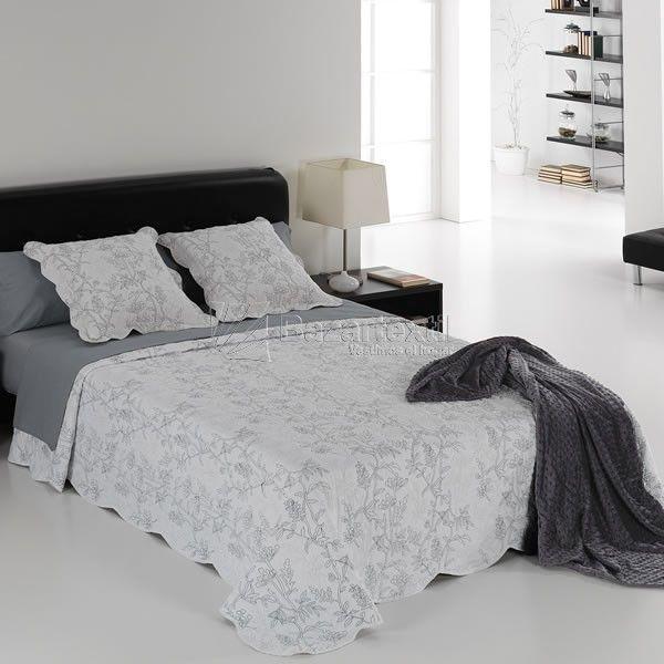 Colcha Bouti Blanca Textils Mora