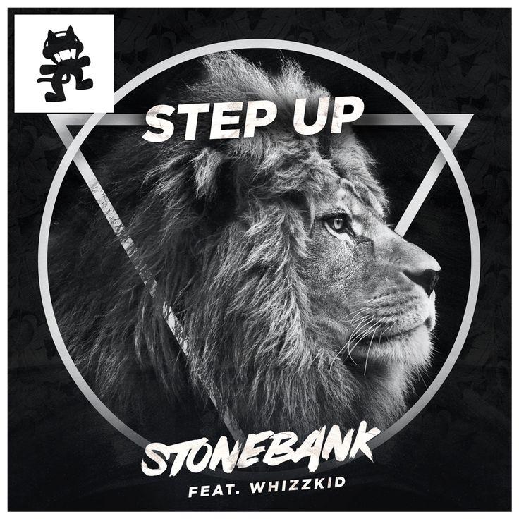 Stonebank – Step Up (feat. Whizzkid) [Monstercat]