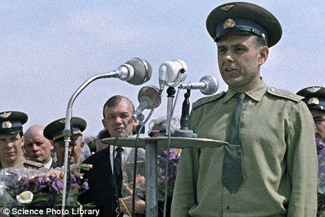 U.S. intercepted final words of doomed Russian cosmonaut ...