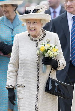 Queen Elizabeth II visits it to Felsted School on  in Felsted, England. Her Majesty unveiled two plaques to commemorate the School's 450th anniversary and completion of a new boarding house. 6, 2014