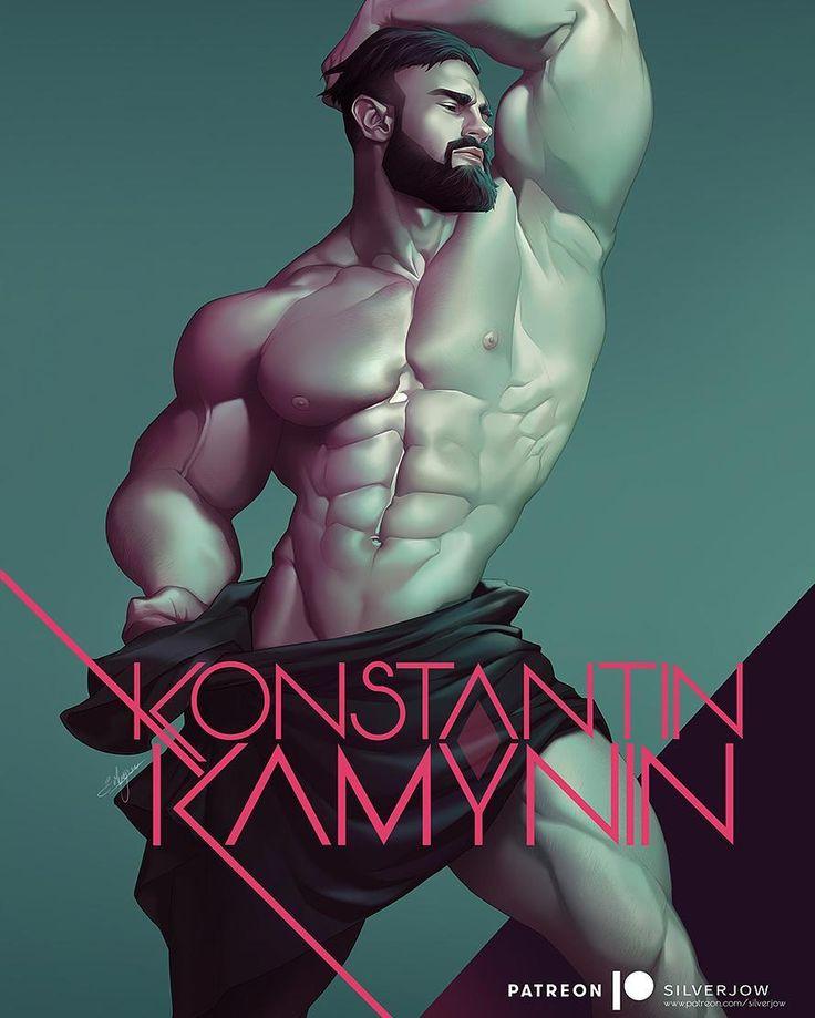 """2,499 Likes, 23 Comments - Silverjow's art (@silverjow) on Instagram: """"@konstantinkamynin"""""""
