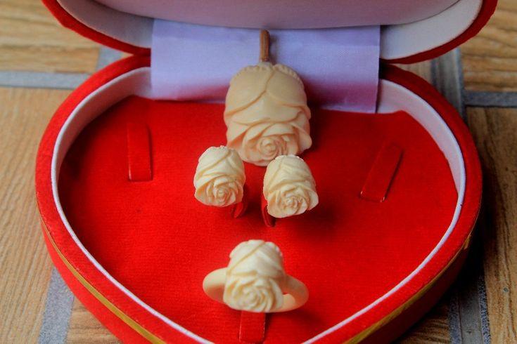 Set Kerajinan Gading Gajah, Kode SMG 10