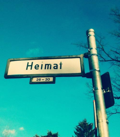 Heimat  Means  'Home'    (Source: wtfitsdethu)  via wtfitsdethu ★♪.