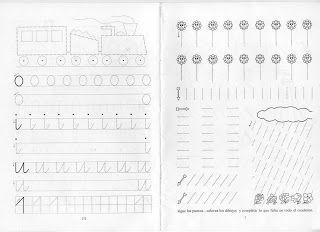 Recursos para Educación de Adultos: Fichas de caligrafía de vocales