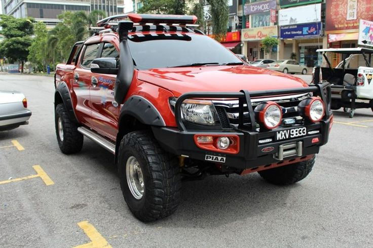 do xe ford ranger wildtrak