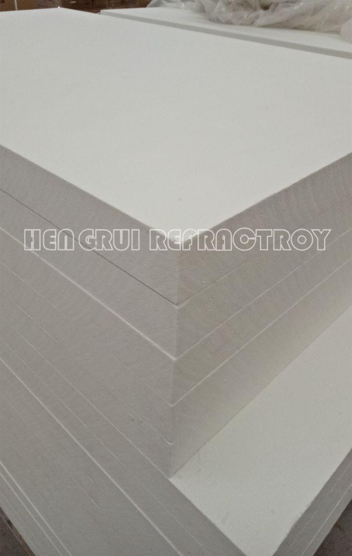 Refractory ceramic fiber board for 800C to 1800C temperature