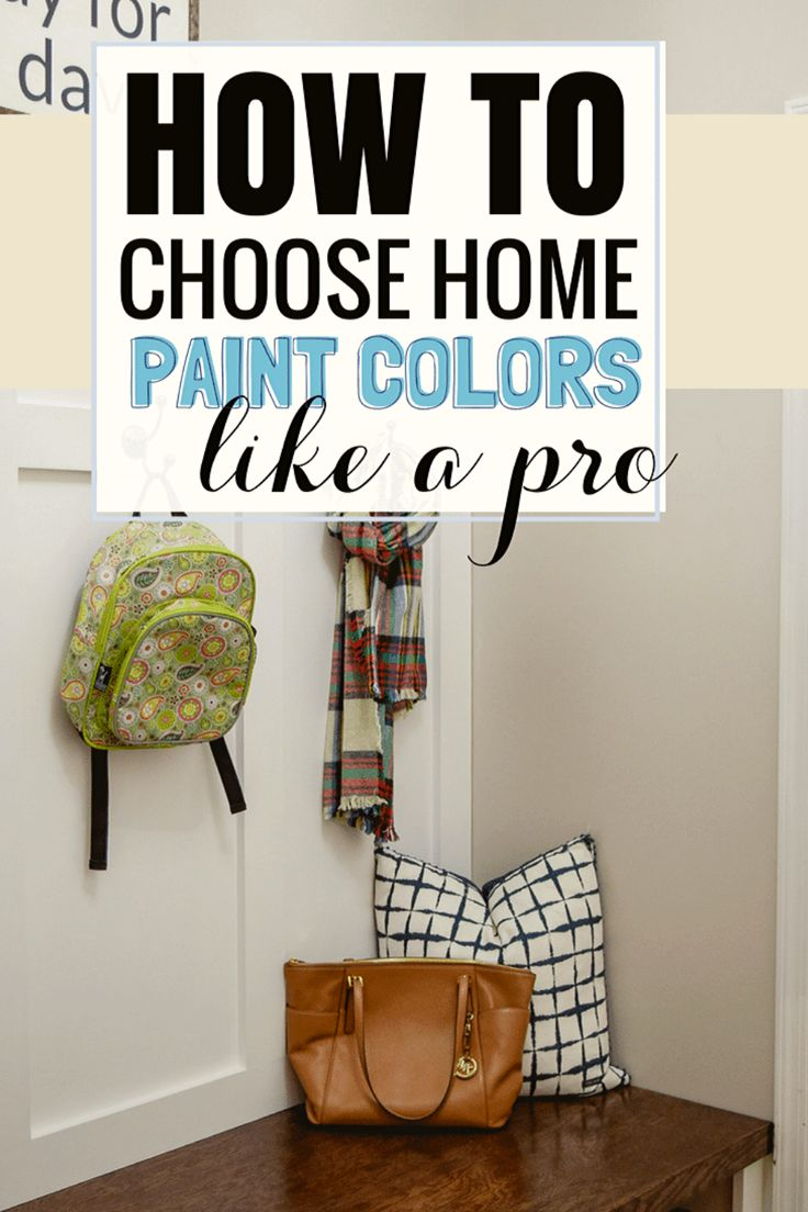 how to choose paint colors that go together in 2020 on how to choose paint colors id=36822