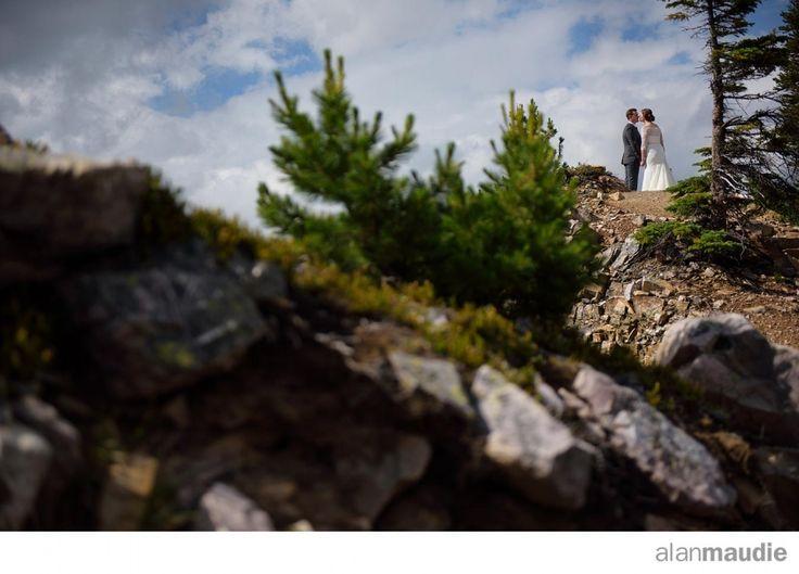 Kicking Horse Mountain Resort Wedding Photographer