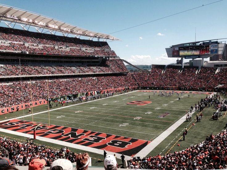 Paul Brown Stadium - Cincinnati - Reviews of Paul Brown Stadium - TripAdvisor