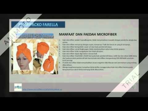 Microfiber Hair Turban Mipacko