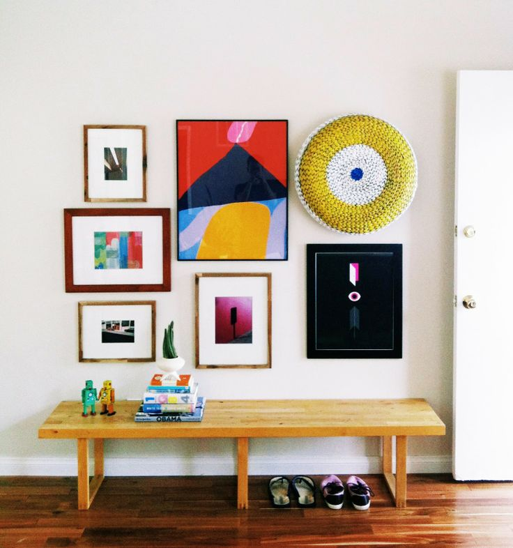 colorful design inspiration on www.geekchicrelative.blogspot.com