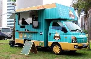 Durante o período de recessão econômica, o Chicks Gourmet Food Truck passou por…