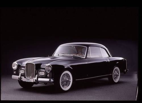 Alvis Sports Tourer TC108 Super Graber Coupe 1957.