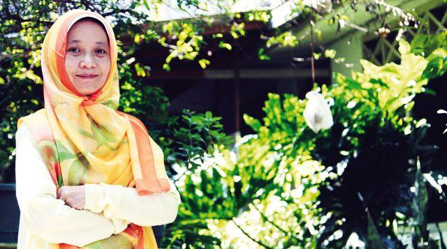 Bibong Widyarti Djaprie: Hidup Sehat Selaras Alam | Majalah Kartini