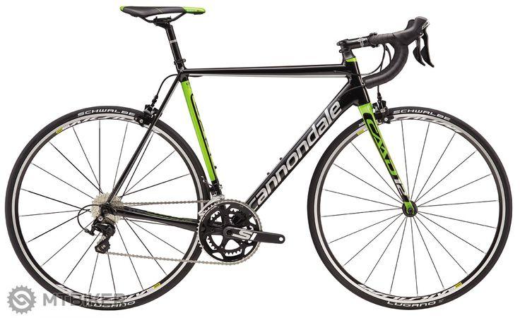 """Prepracovaný ľahký hliníkový rám, race geometria, radenie Shimano 105, zapletené kolesá Shimano Aksium, elitný závodný bicykel na hliníkovom ráme!    Modelový rok: 2016  Rám: CAAD12, SmartFormed 6069 Alloy, SPEED SAVE, BB30a, Di2 Ready  Vidlica: CAAD12, SPEED SAVE, BallisTec full carbon, 1-1/8"""" to 1-1/4"""" steerer, integrated crown race.  Kľuky: Cannondale Si, BB30a, FSA rings, 52/36  Stredové zloženie: FSA BB30 Bearings  Radiace páčky: Shimano 105 5800  Kazeta: Shimano 105 5800, 11-28…"""