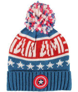 czapka zimowa, kapitan ameryka, sklep