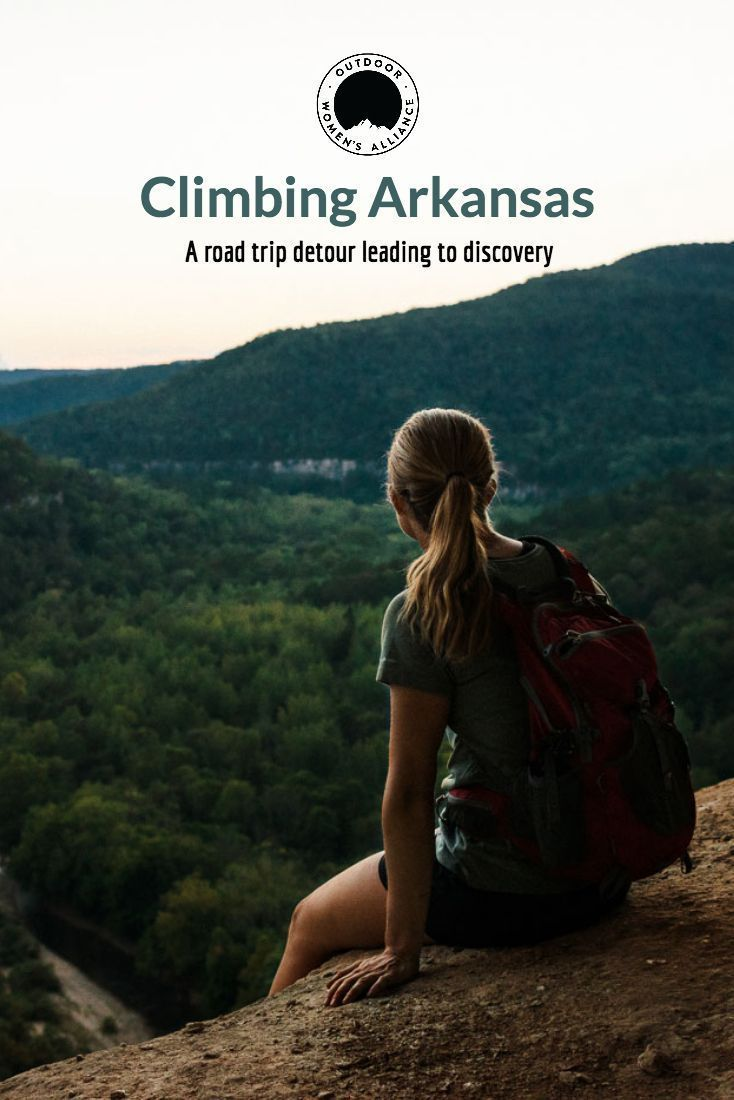 9210983fa4bb1 She was on a hunt for Ozark sandstone: but a detour overtook her weekend  destination + found her climbing Sam's Throne, Arkansas: an area with  little info, ...