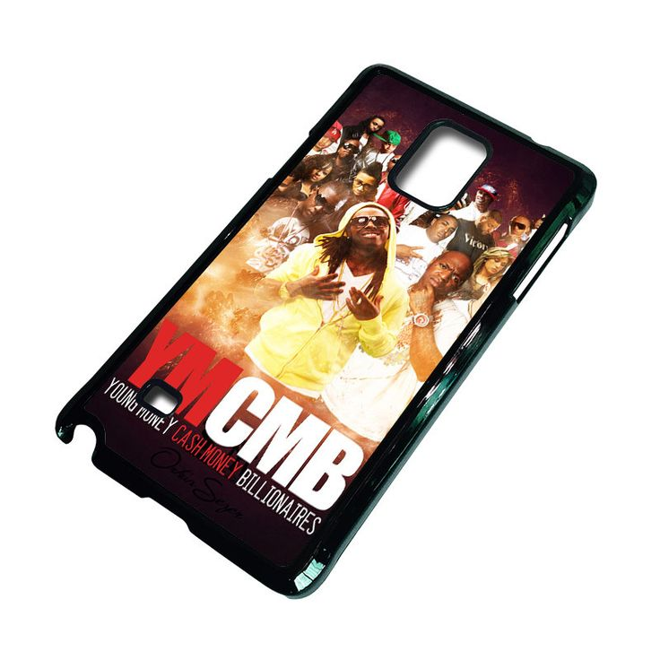 YMCMB Samsung Galaxy Note 4 Case – favocase