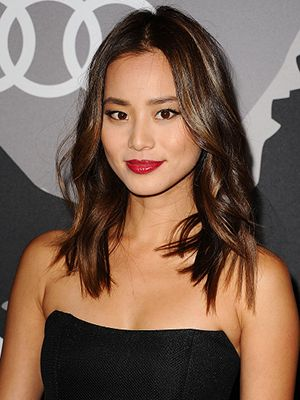When I think of actress and fashion blogger Jamie Chung, I think of three things: her impeccable style, her perfect cat eye, and when she was just an adorably sweet cast member on MTV's The Real World in 2004....