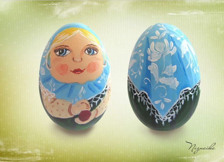 Oua pictate (painted eggs)