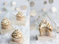 {Meine Woche mit Räder} – Wer im Glashaus sitzt, sollte nicht mit Zimt-Cupcakes mit Mascarpone-Caramel-Frosting werfen   Backbube