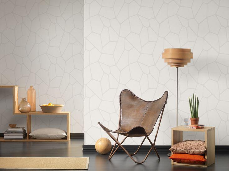 12 besten Tapete Bilder auf Pinterest Tapeten, Teppiche und - stein tapete wohnzimmer ideen