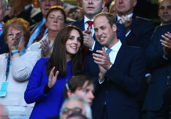 Kate Middleton and Prince William Photos - England v Fiji - Group A: IRB Rugby World Cup 2015 - Zimbio