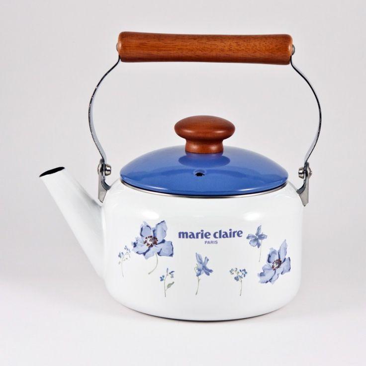 Чайник 2л «Мари Клер» синий