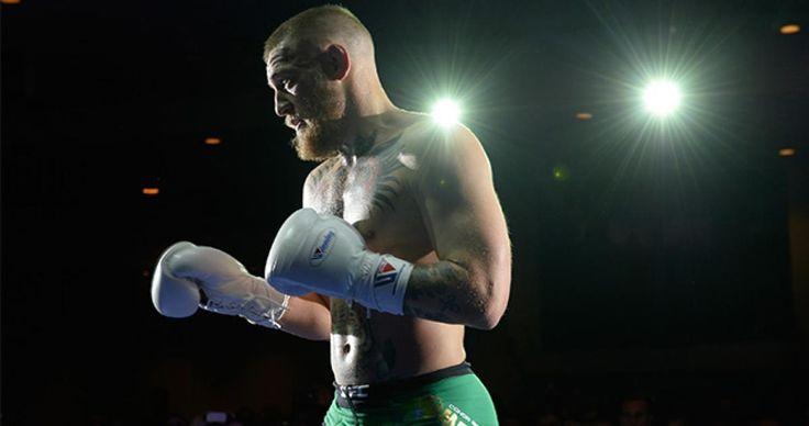 It's always a superfight when Conor McGregor is in town...: It's always a superfight when Conor… #UFC194 #McgregorAldo #ConorMcGregor