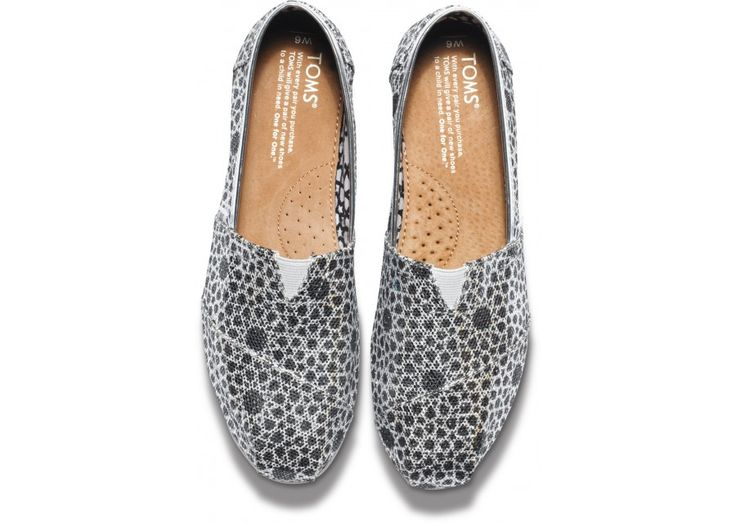 add a little sparkle under the tree with these TOMS Moroccan Women's Glitters