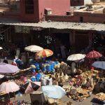 Buongiorno, ecco una delle piazze più belle di #Marrakech. RHABA KADIMA, anche conosciuta come la piazza dei farmacisti.