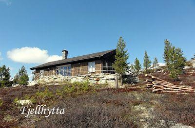 Fjellhytta interiør- og hytteblogg
