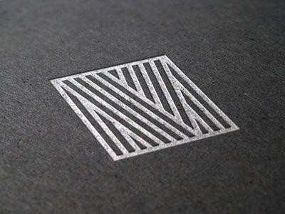 M monogram drib