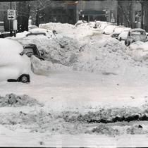 The all-time Chicago record snowfall was set in 1967. Over the course of 35 hours, 23 inches of snow fell on Chicago, clogging streets, shuttering businesses and paralyzing the city for days. Roofs collapsed. Hundreds of stalled vehicles sat helpless in the streets. Dozens died.