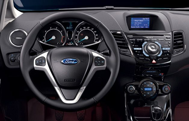 MyFord Touch Infotainment System to be added to 2014 Ford Fiesta