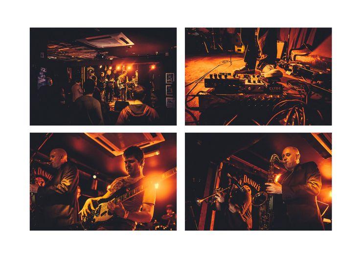 Hackney Colliery Band // Redtenbacher's Funkestra // Captain Flatcap DJ Set Thursday 17th October 2013 The BOILEROOM  Shot by Rob Blackham http://blackhamimages.com/