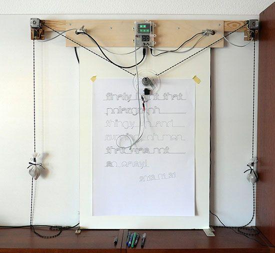 Polargraph Hardware