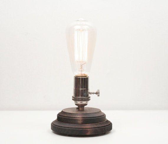 16 Best Images About Desk Lamps On Pinterest Rustic