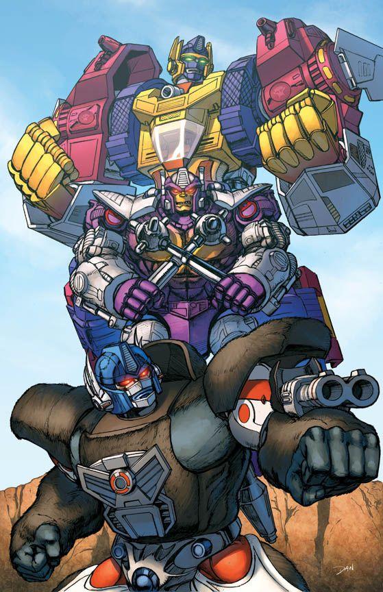 Transformers Beast Wars Optimus primal.