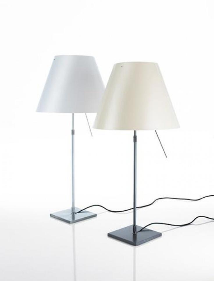 Cool  Costanza Designed by Paolo Rizzatto for Luceplan