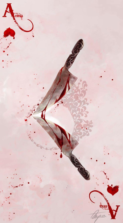 The Vorpal Blade of Alice Madness by ~dark00widow on deviantART