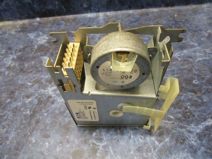 Kenmore dishwasher timer partwd21x804 kenmore